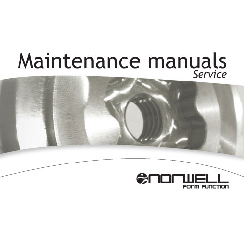 Norwell service manual